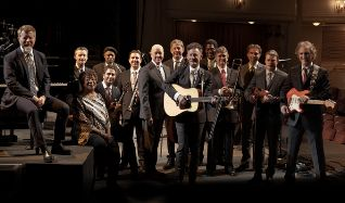 Lyle Lovett and His Large Band tickets at Red Rocks Amphitheatre in Morrison