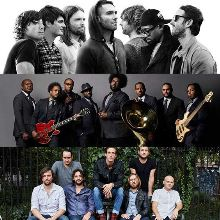 Maroon 5 / The Roots / The Revivalists tickets at Snowmass Town Park in Snowmass