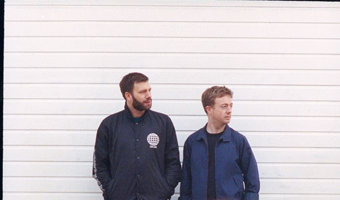 Mount Kimbie tickets at El Rey Theatre in Los Angeles