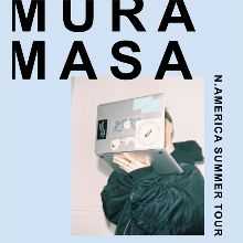 Mura Masa tickets at Gothic Theatre in Englewood