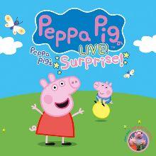 Peppa Pig Live! tickets