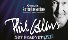 Phil Collins tickets at Hyde Park in London