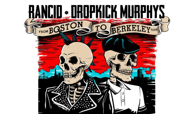 Rancid and Dropkick Murphys tickets at WaMu Theater in Seattle