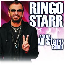 Ringo Starr & His All-Starr Band tickets in St. Augustine ...