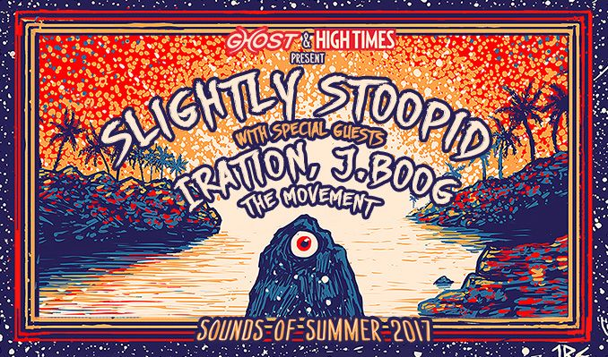 Slightly Stoopid tickets at The Bomb Factory in Dallas