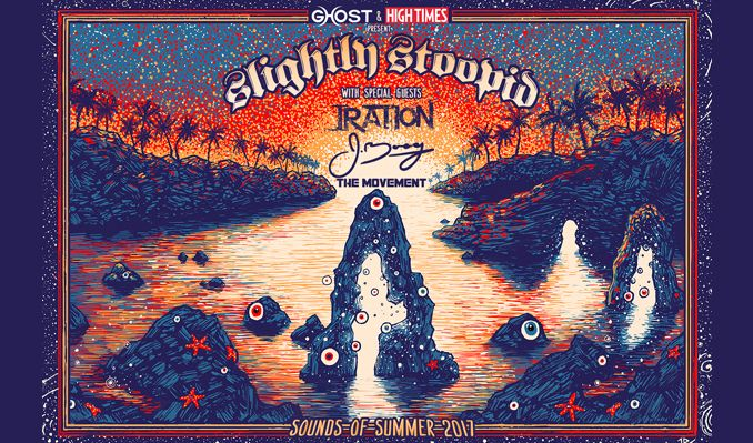Slightly Stoopid tickets at Red Rocks Amphitheatre in Morrison
