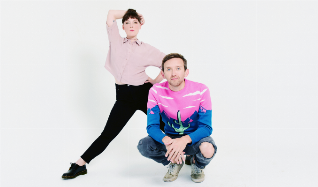 Sylvan Esso tickets at BRIC Celebrate Brooklyn! Festival at Prospect Park Bandshell in Brooklyn