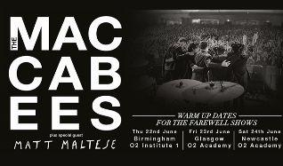 The Maccabees tickets at O2 Institute Birmingham in Birmingham