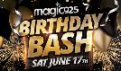 THE MAGIC 92.5 20th BIRTHDAY BASH tickets at Valley View Casino Center in San Diego