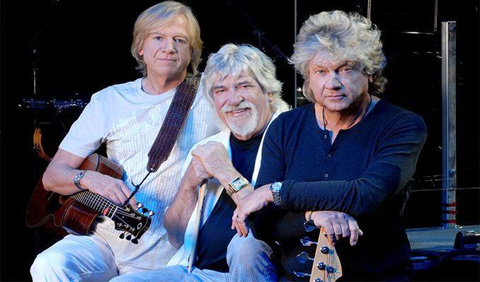 The Moody Blues tickets at The Mountain Winery in Saratoga