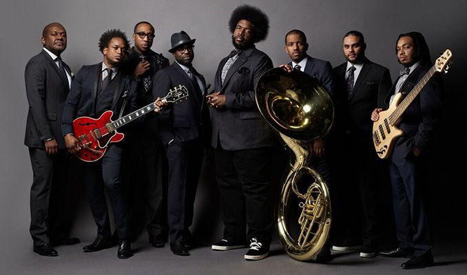 The Roots tickets at The Mountain Winery in Saratoga