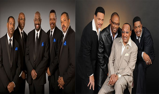 The Temptations / The Four Tops tickets at The Mountain Winery in Saratoga