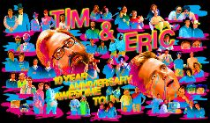Tim and Eric tickets at Paramount Theatre in Austin