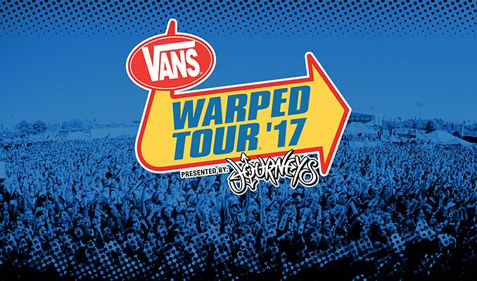 Vans Warped Tour 2017 tickets at Hard Rock Hotel & Casino in Las Vegas