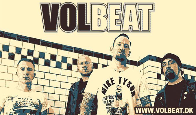 Volbeat tickets at Starland Ballroom in Sayreville