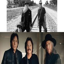 ZZ Top / Doobie Brothers tickets at The Mountain Winery in Saratoga