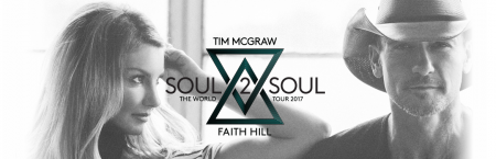Tim McGraw and Faith Hill add more dates to their Soul2Soul World Tour and reveal the long list of openers.