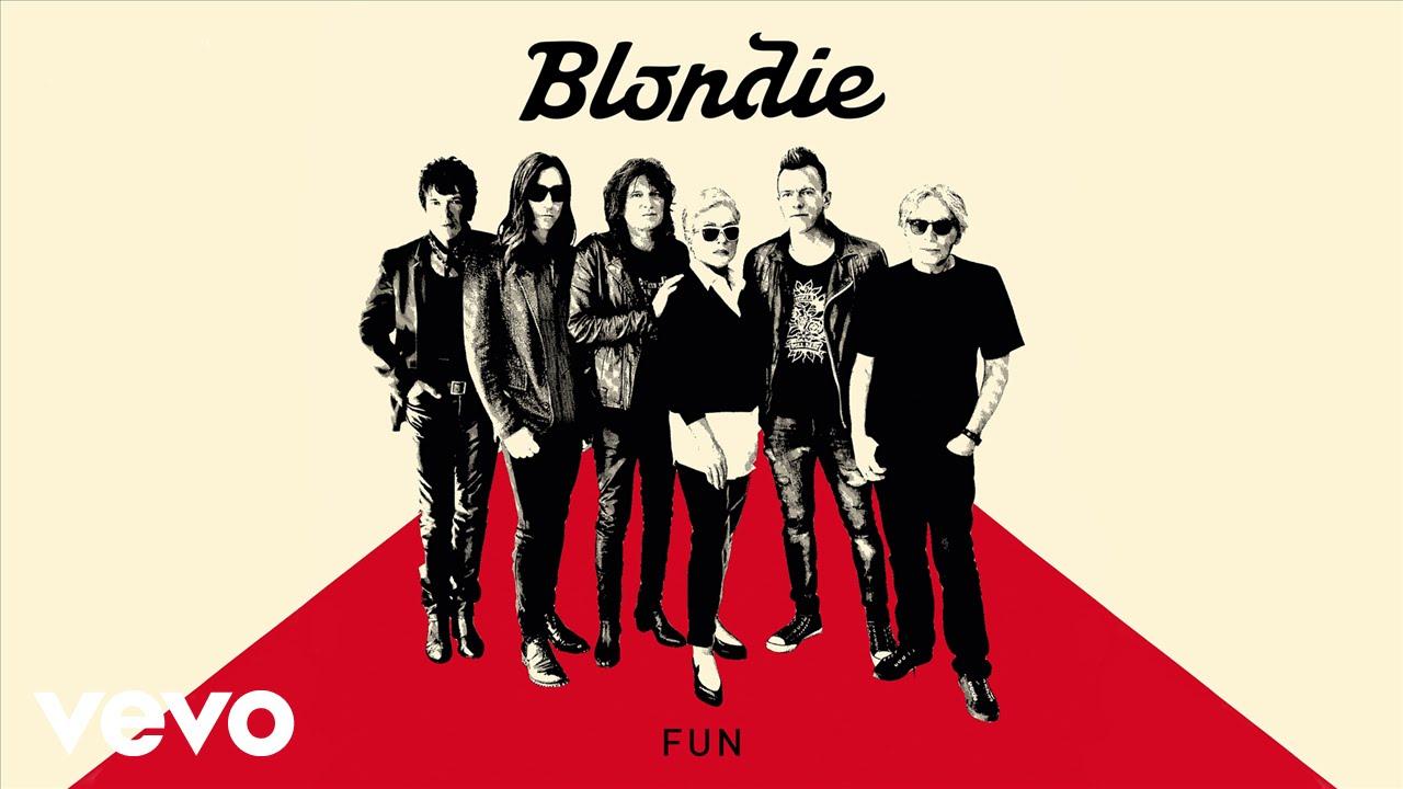 Blondie Garbage The Rage And Rapture Tour