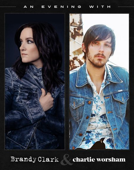Brandy Clark and Charlie Worsham announce joint tour.