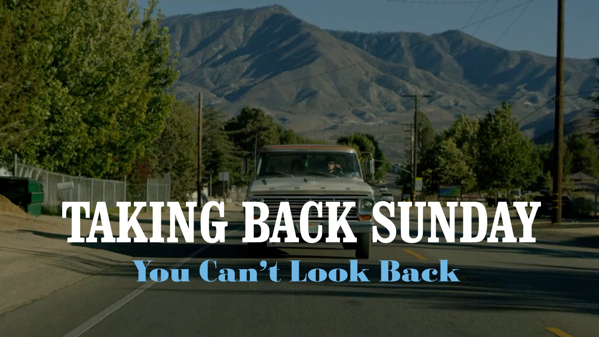 Taking Back Sunday announce summer tour
