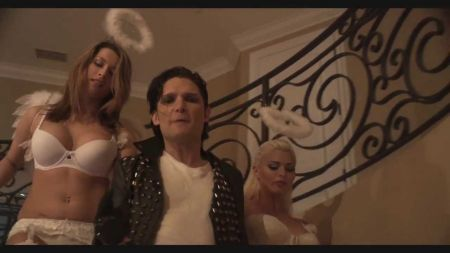 Corey Feldman & The Angels to kick off Angelic 2 The Core summer tour at Hard Rock Hotel & Casino