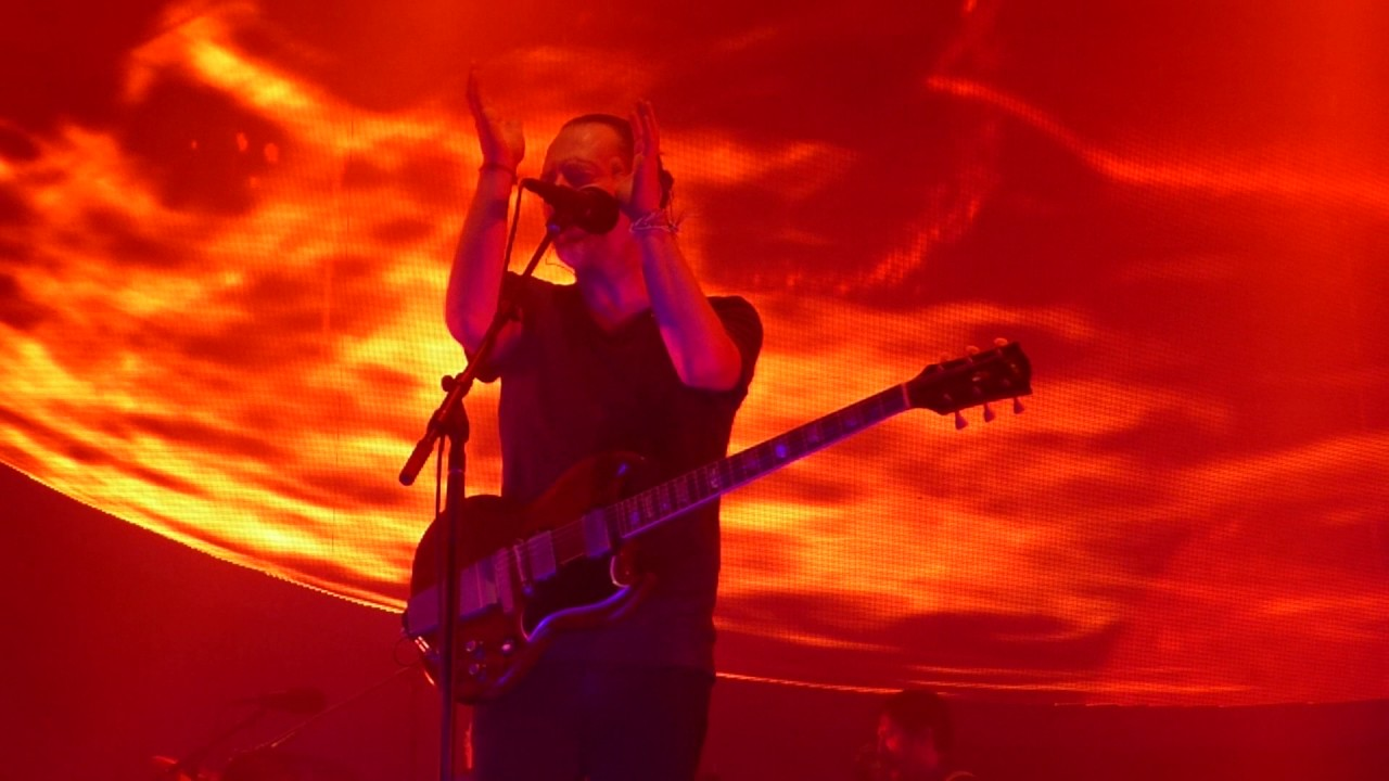 Watch: Radiohead performs 'The Tourist' live for first time in nearly a decade