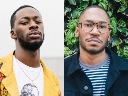 Kaytranada is linking up with GoldLink at the Fox Pomona