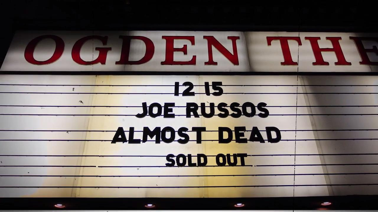 Watch: Joe Russo's Almost Dead welcome Dead & Company bassist Oteil Burbridge