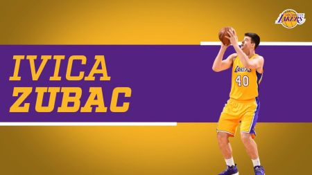 Lakers rookie Ivica Zubac to miss the rest of the season with ankle injury