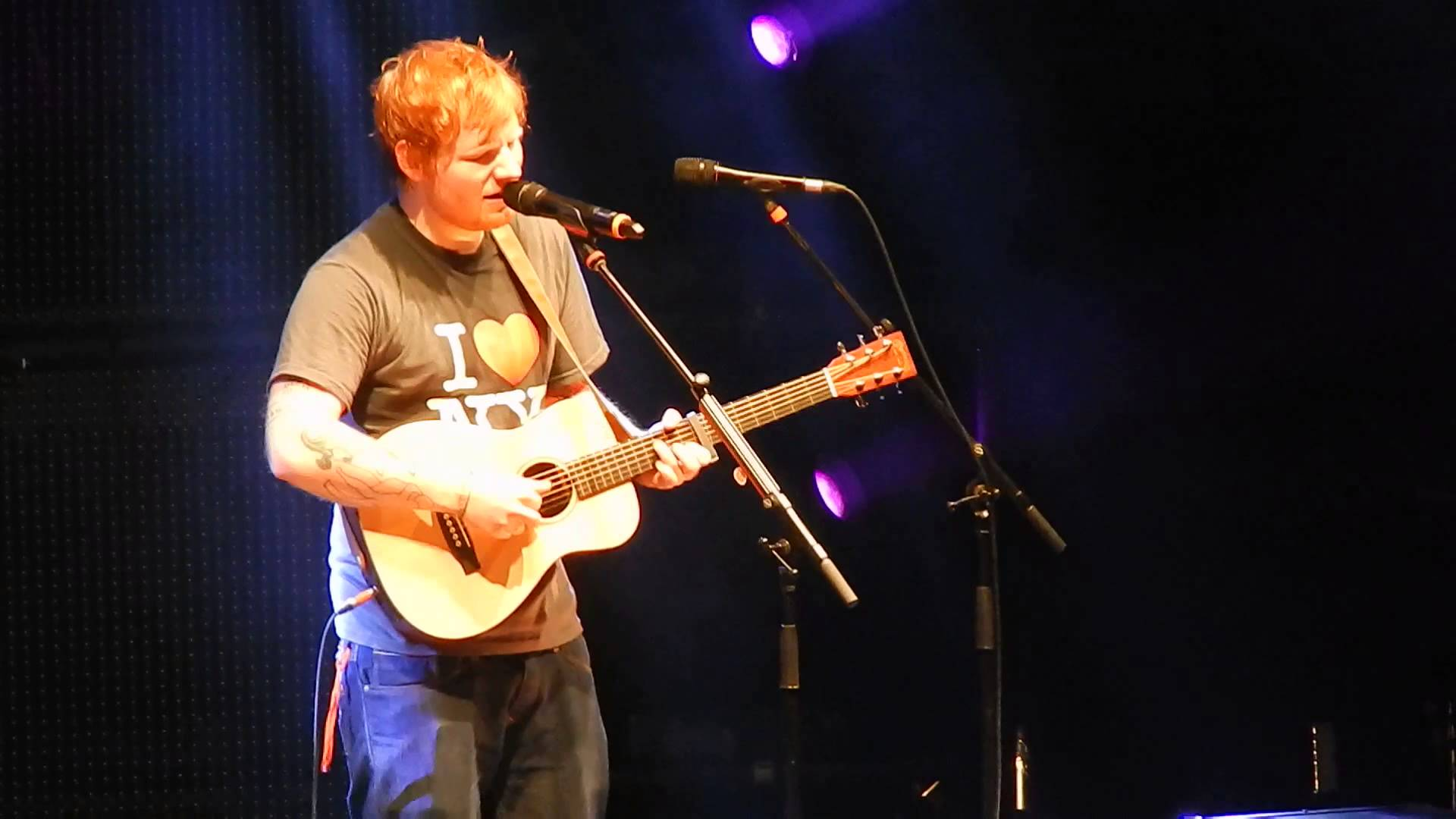 ABCs of Ed Sheeran Part 2 of 3: I-P