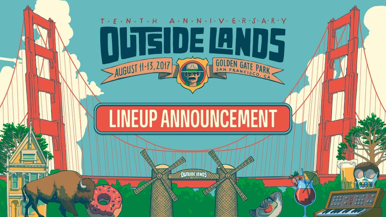 Outside Lands 2017 headliners: Gorillaz, Metallica and The Who