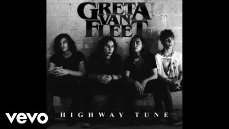 The future of rock and roll is here with Greta Van Fleet