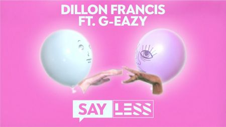 Listen: Dillon Francis teams up with G-Eazy for new song 'Say Less'