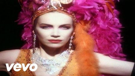 The top five Annie Lennox songs of all time