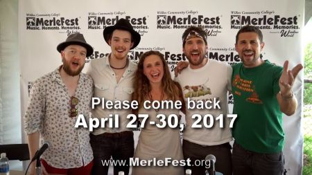 Complete 2017 MerleFest set times and lineup