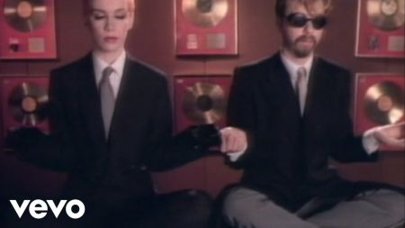 The top five Eurythmics songs of all time