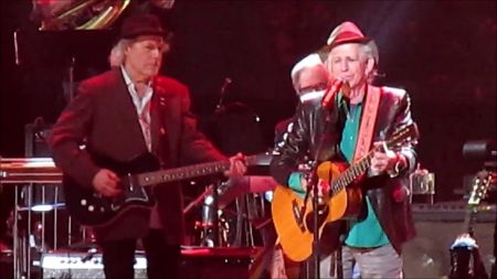 Watch Keith Richards, Willie Nelson, Kenny Chesney and more pay tribute to Merle Haggard