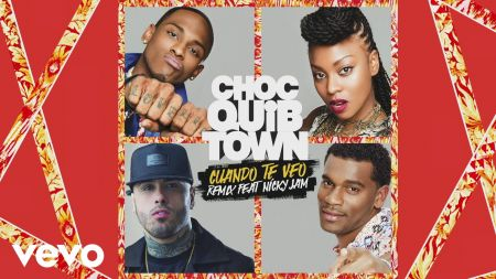 Nicky Jam and ChocQuibTown to headine Pandora's Noche de Música