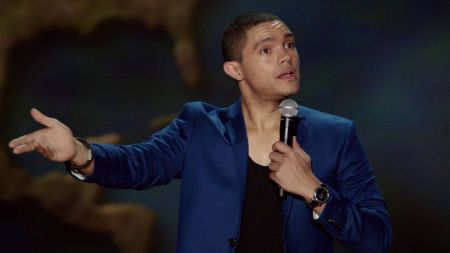 Trevor Noah to bring comedy tour to US, including Mountain Winery and Vina Robles stops