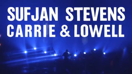 Sufjan Stevens announces 'Carrie & Lowell' live DVD