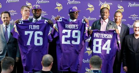 Ranking the Minnesota Vikings draft first rounds since 2010