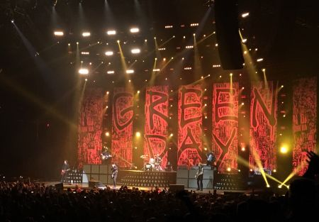 Green Day performed on Friday night in Las Vegas at the MGM Garden Arena, and once again, the power-punk trio owned the house. They've reach