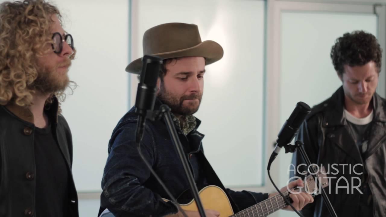 LA folk-rockers Dawes bringing their Laurel Canyon sound to Denver's Ogden Theatre