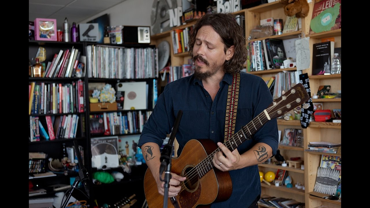 Nashville's 2017 Musician's Corner concert series features John Paul White, Carl Broemel
