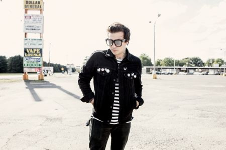 Frank Iero talks touring in Russia and his new album in a new interview with AXS.