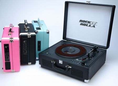Interview: Music Executive Marshall Blonstein Discusses 'Rock N' Rolla' Portable Record Player, Future of Vinyl