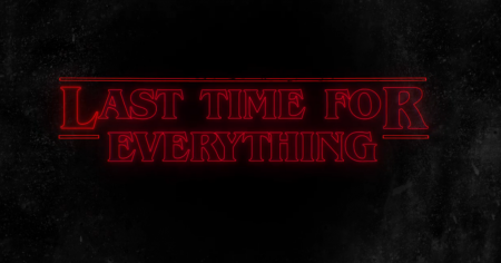 "Brad Paisley's ""Last Time for Everything"" video"