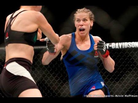 Chookagian helps UFC break gate record in Buffalo