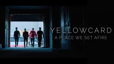 Yellowcard releases bittersweet final video 'A Place We Set Afire'