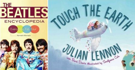 Two Beatles authors to sign their books this month